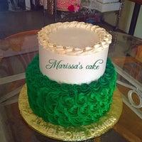 Photo taken at Marissa's cake by Marissa's C. on 8/2/2015