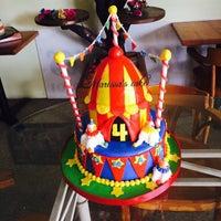 Photo taken at Marissa's cake by Marissa's C. on 7/23/2015
