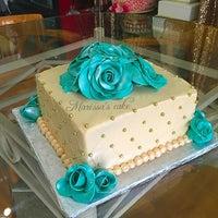 Photo taken at Marissa's cake by Marissa's C. on 7/7/2015