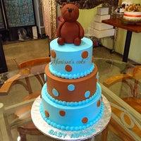 Photo taken at Marissa's cake by Marissa's C. on 7/31/2015