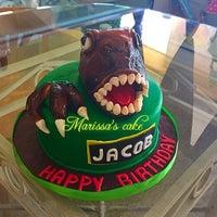 Photo taken at Marissa's cake by Marissa's C. on 7/9/2015