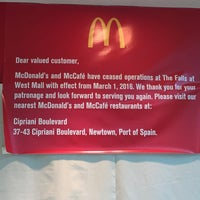 Photo taken at McDonald's by Ray L. on 3/15/2016