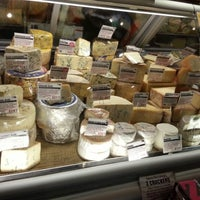 Photo taken at Murray's Cheese at Grand Central Market by Adrienne S. on 12/30/2012