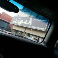 Photo taken at أيس كريم المهـند   AlMuhanad icecream by Roz . on 11/11/2014