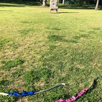Photo taken at El Dorado Park Archery Range by Caro on 3/29/2018
