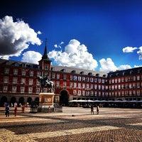 Foto tomada en Plaza Mayor por Ana L. el 6/21/2013