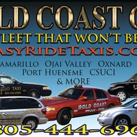 Photo taken at Gold Coast Cab Since 2007 at 3755 Nyeland Ave. Oxnard CA, 93036 by Taxi Service on 4/17/2016