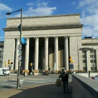 Photo taken at 30th Street Station (ZFV) by Catherine Z. on 12/23/2012