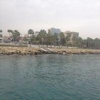 Photo taken at Limassol Old Port by Жанна Б. on 5/5/2014
