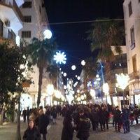 Photo taken at Corso Vittorio Emanuele by Carmine P. on 12/29/2012