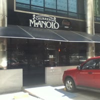 Photo taken at Churrería Manolo by Manuel B. on 12/6/2012