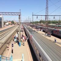 Photo taken at Граница Украины и России by Андрей И. on 5/9/2013