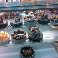 Photo taken at Dukes Pastry Shop by Utsav on 11/6/2013