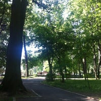 Photo taken at Parcul Mihai Eminescu by Suzy on 5/10/2013