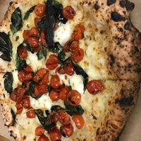 Photo taken at Antico Pizza Avalon by abo r. on 10/15/2017