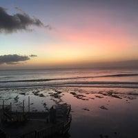 Photo taken at Uluwatu by Celien R. on 7/16/2017