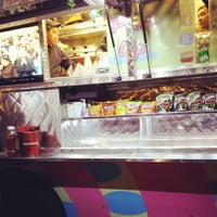 Photo taken at Oh My Gogi! Truck by Antoine H. on 12/27/2013