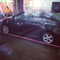 Photo taken at Mister Car Wash by Antoine H. on 6/23/2013