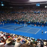 Photo taken at Rod Laver Arena by Gareth L. on 1/17/2013