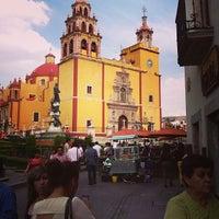 Foto tomada en Plaza de La Paz por Salvador C. el 5/16/2013