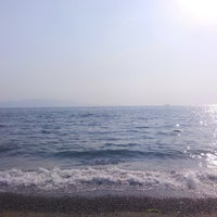 Photo taken at Kapaklı Plajı by Murat K. on 7/24/2015