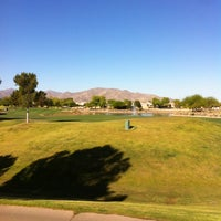 Photo taken at Arizona Traditions Golf Club by Ben L. on 4/5/2013