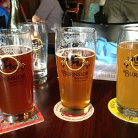 Photo taken at Burnside Brewing Co. by Ryan W. on 4/14/2013
