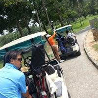 Photo taken at Danau Golf Club by Alex T. on 11/16/2012