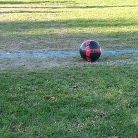 Photo taken at Vineyards Soccer Fields by Page D. on 3/21/2013