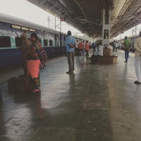 Photo taken at Allahabad Junction by αикυя s. on 10/8/2015