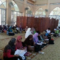 Photo taken at Masjid Al Hidayah by D'Ba on 2/15/2014