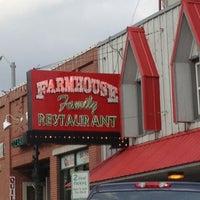 Photo taken at Farmhouse Restaurant by Teresa B. on 12/2/2012
