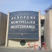 Photo prise au Aéroport de Montpellier Méditerranée (MPL) par Arnaud B. le10/13/2013