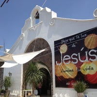 Photo taken at Templo De San Rafael by J A S. on 3/24/2013