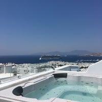 Foto tomada en Ibiscus Hotel por Özge Ö. el 7/14/2017
