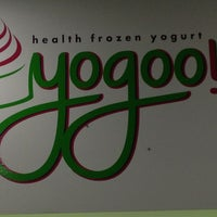 "Photo taken at Yogoo ""Health frozen yogurt"" by KiKe F. on 9/5/2013"