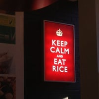 Photo taken at RICE by John H. on 11/25/2012