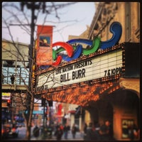 Photo taken at State Theatre by Evan W. on 3/24/2013