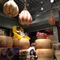 Photo taken at Di Palo Fine Foods by Cherry Lynn on 12/16/2012