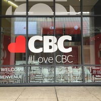 Photo taken at Canadian Broadcasting Corporation (CBC) by jeewoon p. on 1/8/2016