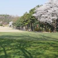 Photo taken at Nam Seoul CC by Juweon P. on 4/13/2017