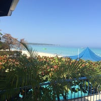 Photo taken at Negril Tree House Resort by DJ Y. on 7/23/2014