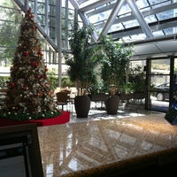 Photo taken at Golden Tulip Park Plaza by Natália M. on 12/22/2012