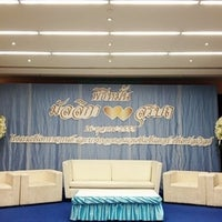 Photo taken at We-wedding by Chaiwat Y. on 11/4/2012