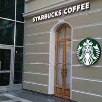Снимок сделан в Starbucks пользователем Вероника П. 5/25/2014