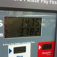Photo taken at Chevron by Michael L. on 7/17/2013