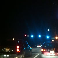 Photo taken at Lawrence Expressway at Homestead Rd. by Michael L. on 1/11/2013