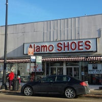 Photo taken at Alamo Shoes by Mark S. on 12/27/2013