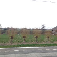 Photo taken at Station Tiel Passewaaij by Freek P. on 3/19/2014