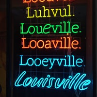 Photo taken at Louisville Visitors Center by Gabe T. on 5/23/2016